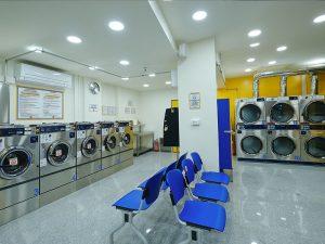Self Service Laundry Neos Kosmos