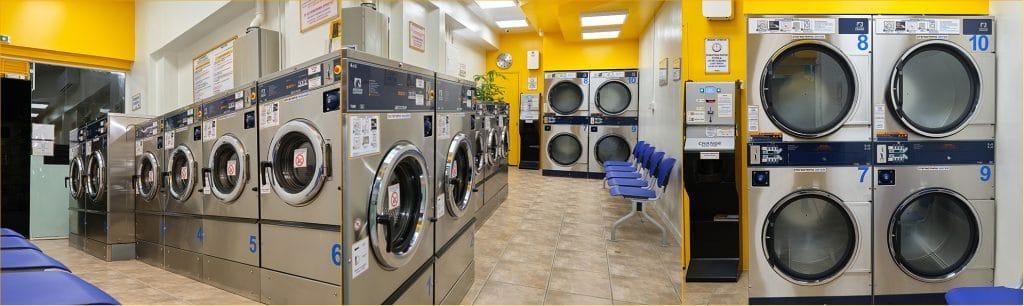 Πλυντήρια αυτοεξυπηρέτησης Πειραιά